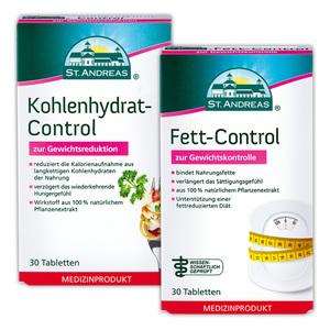 St. Andreas Kohlenhydrat-/ Fett-Control
