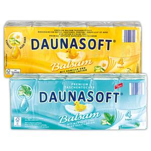 Daunasoft Balsam Taschentücher
