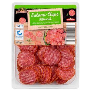 GUT DREI EICHEN Salami-Chips 100 g