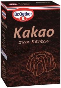 Dr.Oetker Kakao zum Backen 100 g