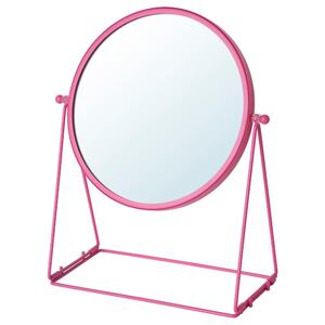 LASSBYN Tischspiegel, rosa