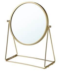 LASSBYN Tischspiegel, goldfarben