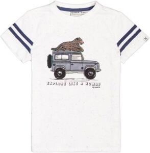 T-Shirt  weiß Gr. 128/134 Jungen Kinder
