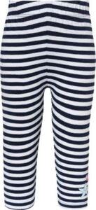 Baby Leggings , Unterwasserwelt dunkelblau Gr. 80 Mädchen Kinder