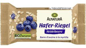 Alnatura Hafer Riegel Heidelbeere 60G