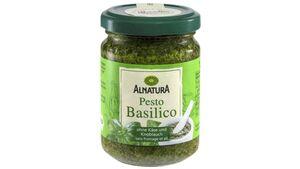 Alnatura Pesto Basilico