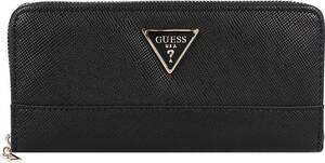 GUESS, Cordelia Geldbörse 20,5 Cm in schwarz, Geldbörsen für Damen