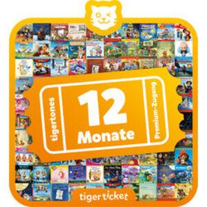 tigerticket - 12 Monate