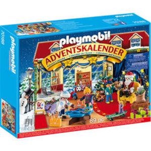 Playmobil® Adventskalender 70188 Weihnachten im Spielwarenge