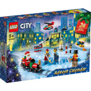 LEGO® City Adventskalender 60303