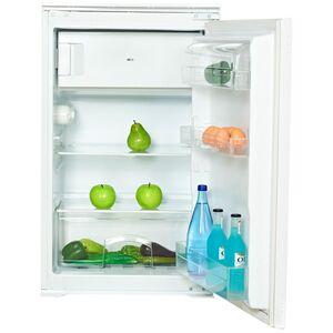 PKM Einbau Kühlschrank mit 4**** Gefrierfach KS 120.4 F EB 118 Liter 87 cm