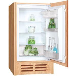 PKM Einbau Kühlschrank Vollraumkühlschrank KS 130.0 EB Schleppscharnier 124 L