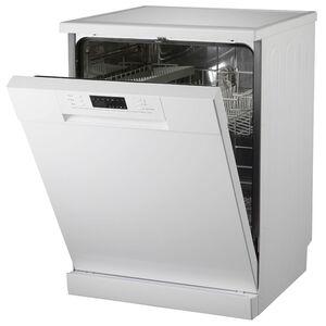 PKM Geschirrspüler Spülmaschine Spüler DW12 7 Freistehend weiß 12 Maßgedecke