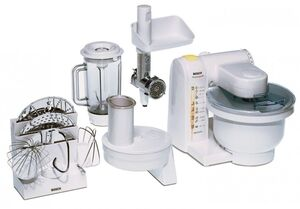 Bosch MUM 4655 ProfiMixx 46 Multifunktions Küchenmaschine