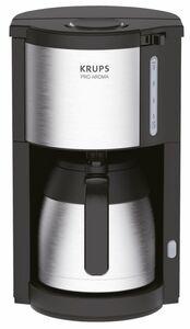 KRUPS ProAroma Thermo- Filterkaffeemaschine KM305D