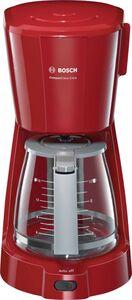 Bosch TKA3A034 CompactClass Kaffeemaschine Extra rot