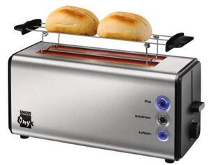 Unold 38915 Langschlitz-Toaster Onyx Duplex