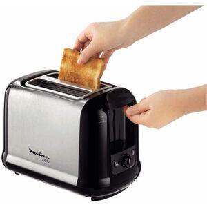 MOULINEX LT2618 Toaster LT2618 Subito Edelstahl