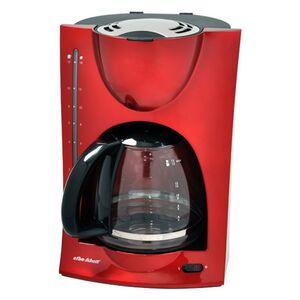 Efbe Schott KA1050R Glaskaffeemaschine Metallic Rot