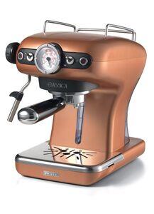 Ariete Classica Siebträger-Espressomaschine kupfer
