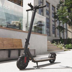 Elektro Scooter 700 W Escooter mit APP & Bluetooth Roller Elektroroller Faltbar Aluminium E-Scooter - carbon