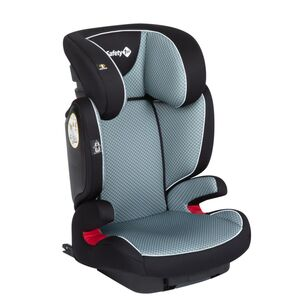 Safety 1st Autositz Roadfix Pixel, Autokindersitz Gruppe 2/3 - ab ca. 3,5 bis ca. 12 Jahre (ca. 15-36 kg), Farbe: Grau