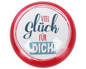 Briefbeschwerer O`Canny, Viel Glück, ca. 8cm