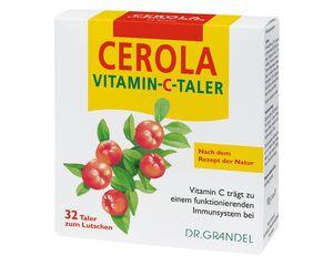 DR. GRANDEL Cerola Vitamin-C-Taler 32 Taler