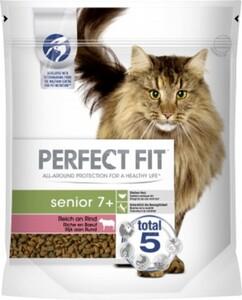 PERFECT FIT Katze Senior 7+ mit Rind 750 g