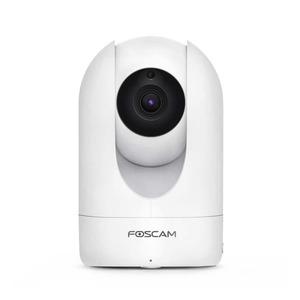 Foscam R4M drehbare und schwenkbare 4MP Dual-Band WLAN IP Überwachungskamera