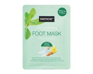 Fußmaske Sence Feuchtigkeit