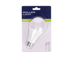 Müller L.LED Lampe Birne, 100W, 1520lm, E27