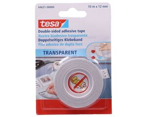 Tesa Klebeband doppelseitig, 10mx12mm
