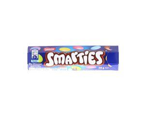 Smarties Rollen 38g