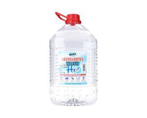 Destillier. Wasser