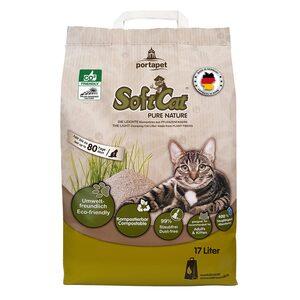 Soft Cat Klumpstreu 2x17l