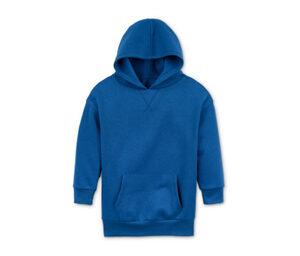 Hoodie, blau
