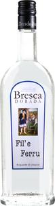Bresca Dorada Fil'e Ferru Acquavite di Vinacce 0,7l   - Grappa, Italien, trocken, 0,7l