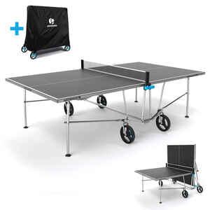 Tischtennisplatte PPT 500 LTD Outdoor (inkl. Hülle)