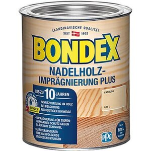 Bondex Nadelholz-Imprägnierung Plus 0,75 l