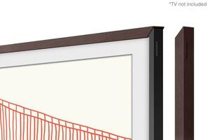 Brauner Rahmen 75 Zoll für The Frame (2021)