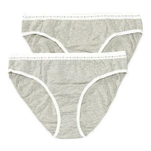 Damen-Mini-Tanga-Slip, 2er-Pack