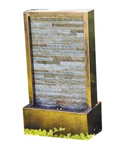 Granimex Zink-Gartenbrunnen Zun-Tao