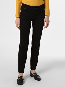 MAC Damen Jeans - Dream Slim schwarz Gr. 32-29