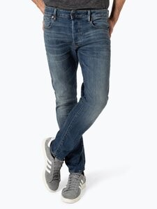 G-Star RAW Herren Jeans - 3301 blau Gr. 29-30