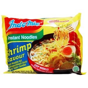 Indomie Instantnudeln Shrimps