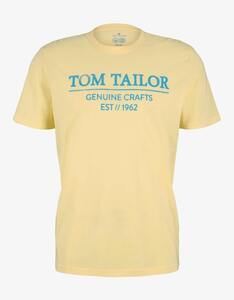Tom Tailor - T-Shirt mit Logo-Print