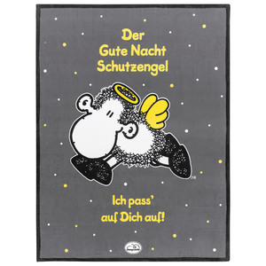 Sheepworld Kuscheldecke - Gute Nacht Schutzengel