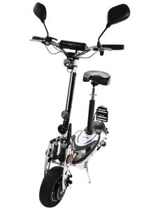 E-Scooter »SXT 500«, max. 40 km/h, Reichweite: 60 km, weiß