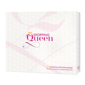 Shopping Queen Dein Kosmetik-Adventskalender 2021